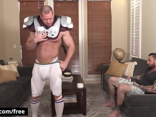 warner Beau Warner with Jordan Levine at Raw Tension Part 1 Scene 1 beau