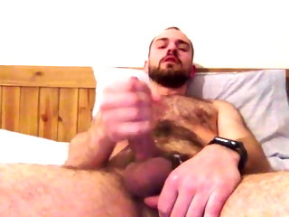 bater Hairy Bater Shoots His Cum In The Hotel Room hairy